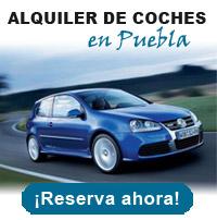 Alquiler de coches en Puebla