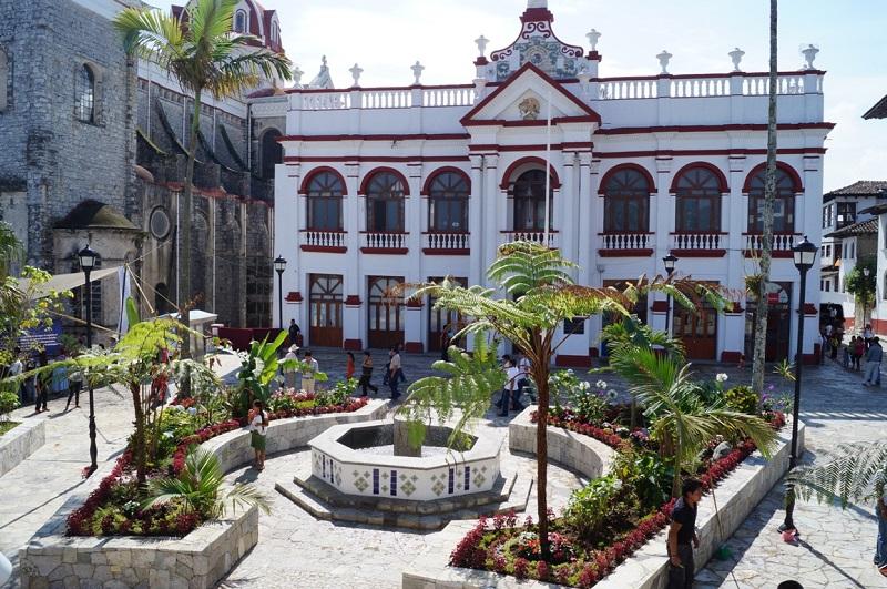 Zócalo de CuetzalanZócalo de Cuetzalan