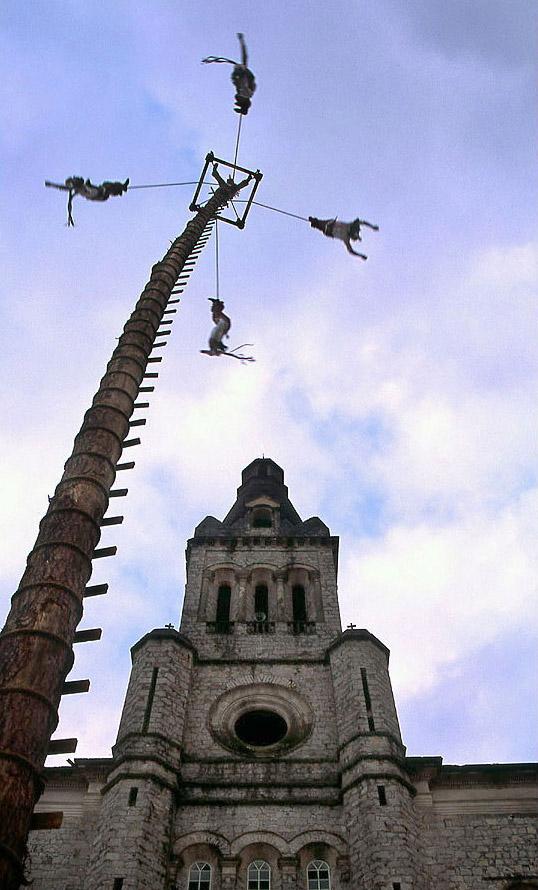 Voladores de Cuetzalan