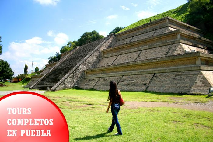 Tours por Puebla