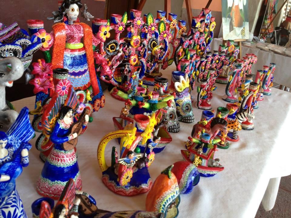 Artesanías de Cholula