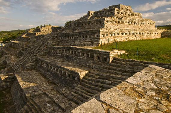 Yacimiento arqueológico Yohualichán