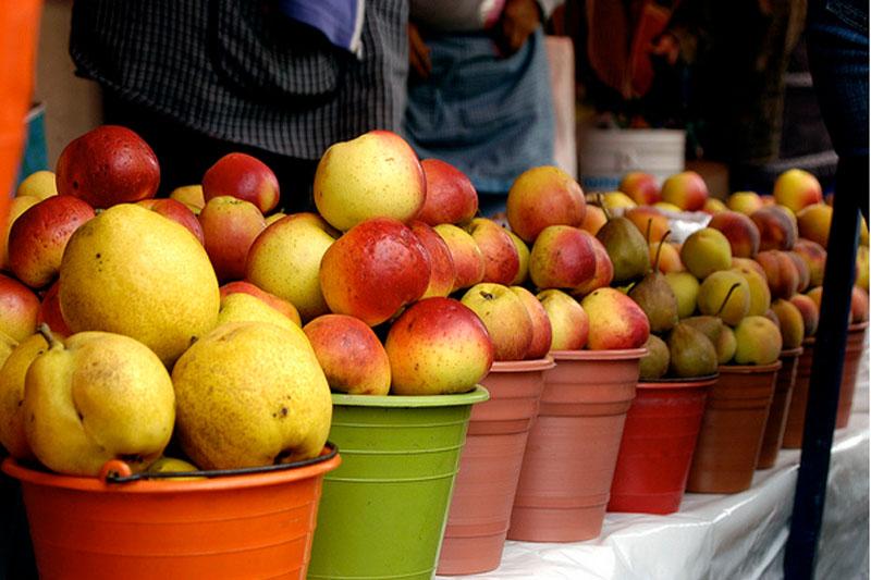 Zacatlán de las Manzanas hace honor a su nombre