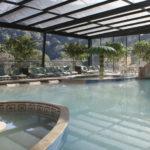 Aguas termales y parques acuáticos